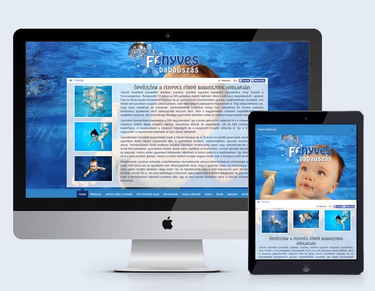 honlapkészítés és webáruház készítés keresőoptimalizálással