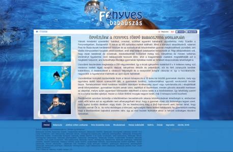 honlapkészítés weboldal- webáruház készítés keresőoptimalizálással   www.fenyvesbabauszas.hu